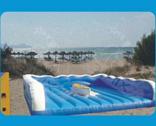 模拟冲浪板