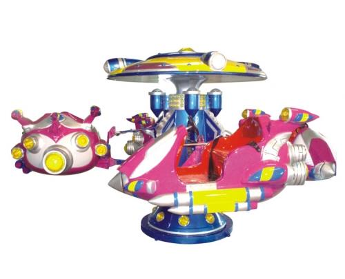 机械飞机游乐设备